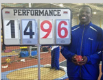 Post image for Tsunami's Own Brandon Patterson Eyes Outdoor National Record in Shot Put
