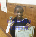 Post image for Honor Roll: Kayla Milan Hunter – May 2014